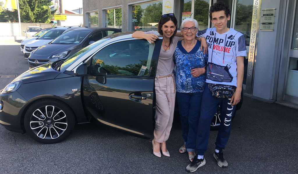 Opel Adam Rock e Nadie - Enrica e Mattia