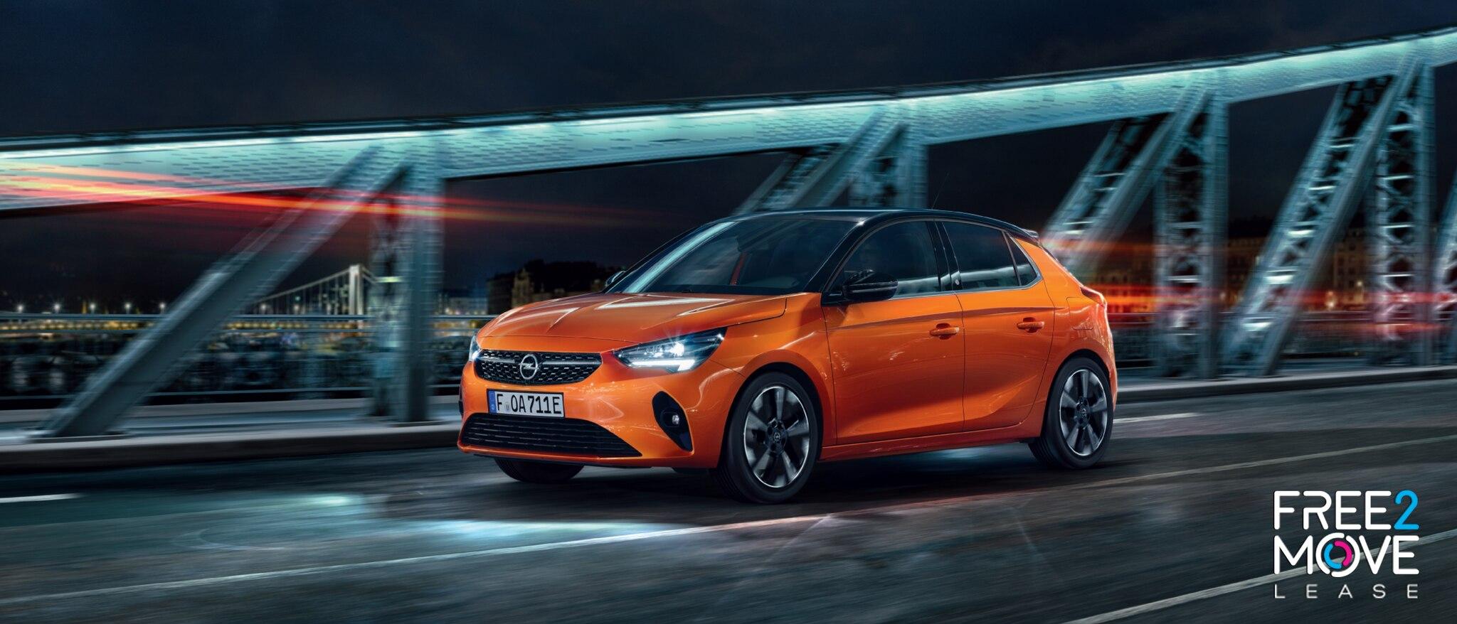 Nuova Opel Corsa Auto dell'anno 2020